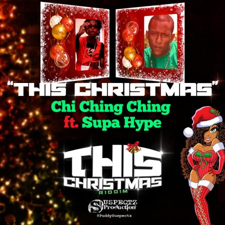 CHI-CHING-SUPA-HYPE-THIS-CHRISTMAS-COVER