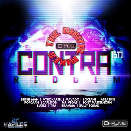 CONTRA RIDDIM (THE DIGITAL MIX) – ZJ CHROME & CR203 RECORDS