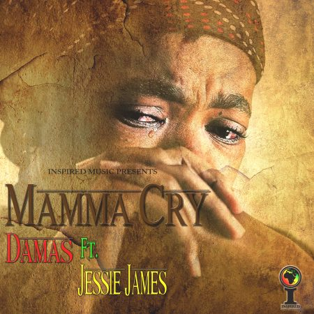 Damas-Ft-Jessie-James-Mamma-Cry-Cover