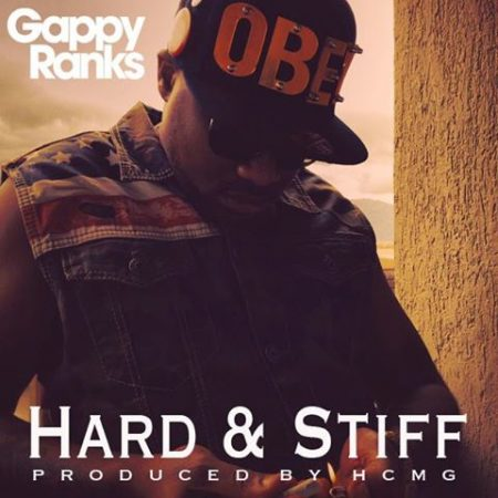GAPPY-RANKS-HARD-STIFF-cover