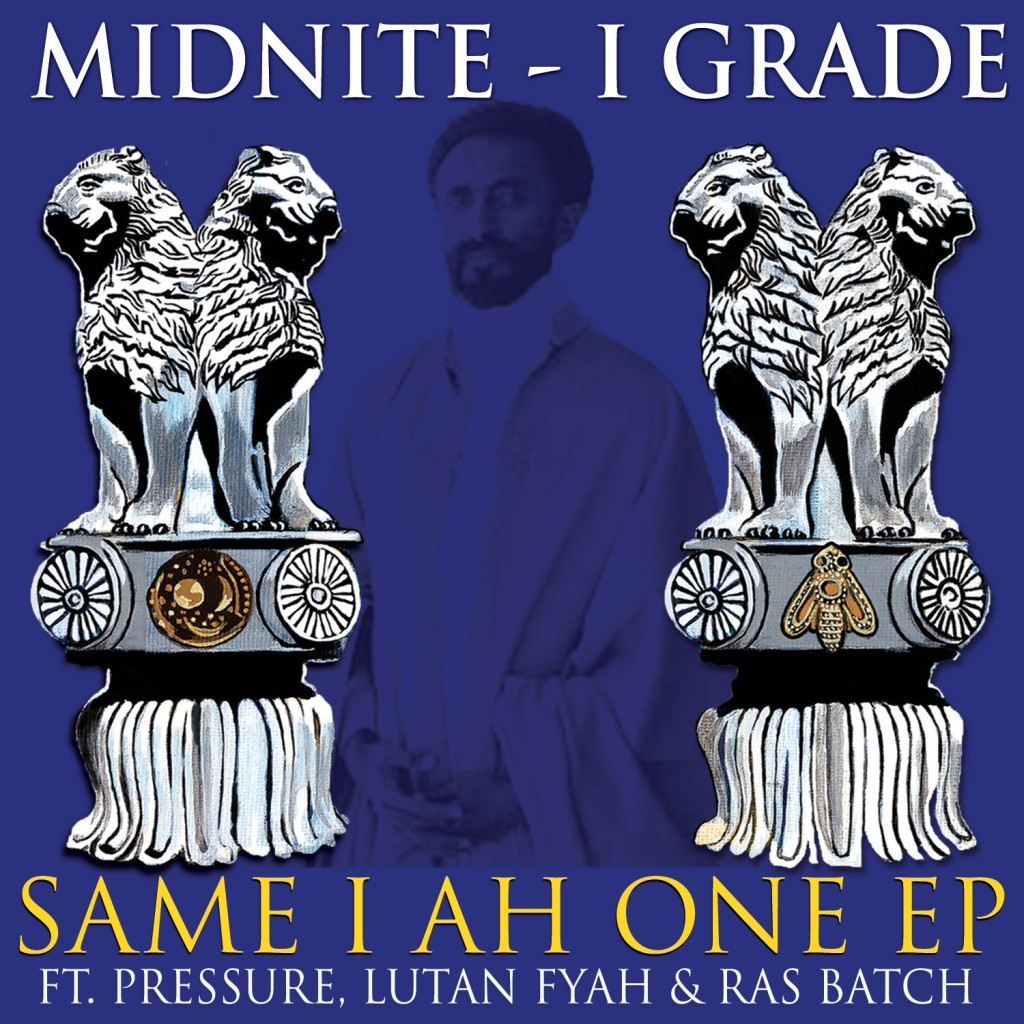 MIDNITE-FT-PRESSURE-SAME-I-AH-ONE-I-GRADE-RECORDS-Cover