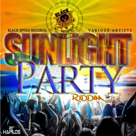 SUNLIGHT-PARTY-RIDDIM-BLACKSPYDA-RECORDS-COVER