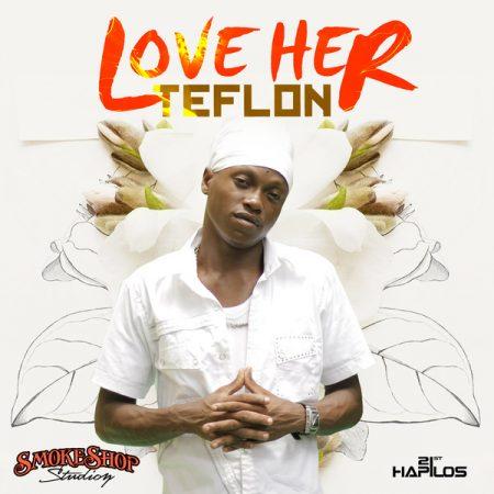 TEFLON-LOVE-HER-Cover