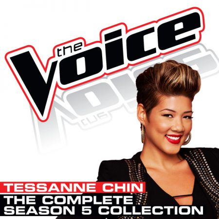 TESSANNE CHIN – THE VOICE SINGLES – THE COMPLETE SEASON FIVE COLLECTION