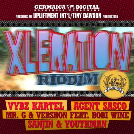 XLERATION RIDDIM (FULL PROMO) – GERMAICA DIGITAL