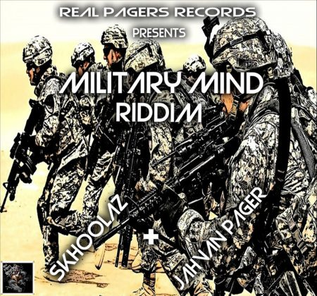 MILITARY MIND RIDDIM (FULL PROMO) – REAL PAGERS RECORDS