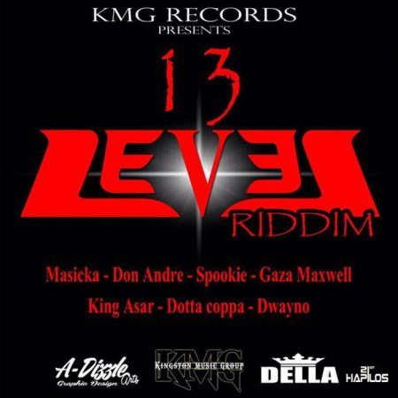 13-Level-Riddim-Cover