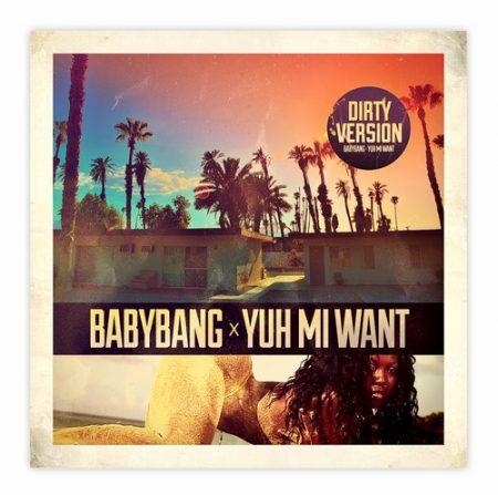 BabyBang-Yuh-Mi-Want-Cover