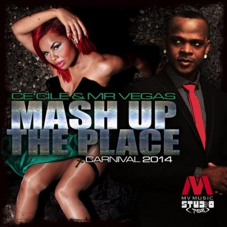 Cecile-Mr-Vegas-Mash-Up-The-Place-Cover