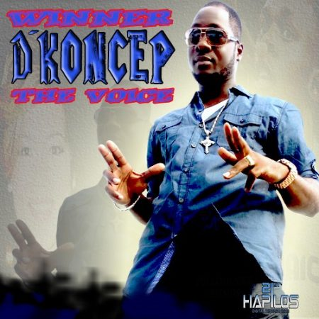 DKONCEP-WINNER-THE-VOICE-COver