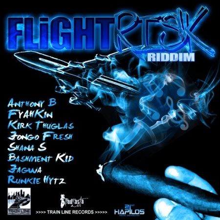 FLIGHT RISK RIDDIM (FULL PROMO) – TRAIN LINE RECORDS
