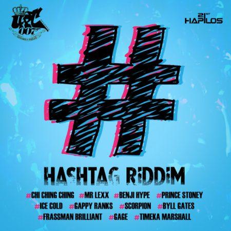 hashtag-riddim-cover