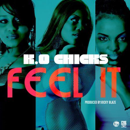 K.O.-CHICKS-FEEL-IT-Cover