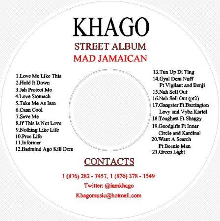 Khago-Street-Album-Cover