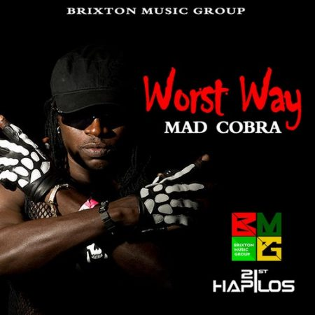 MAD-COBRA-WORST-WAY-Cover