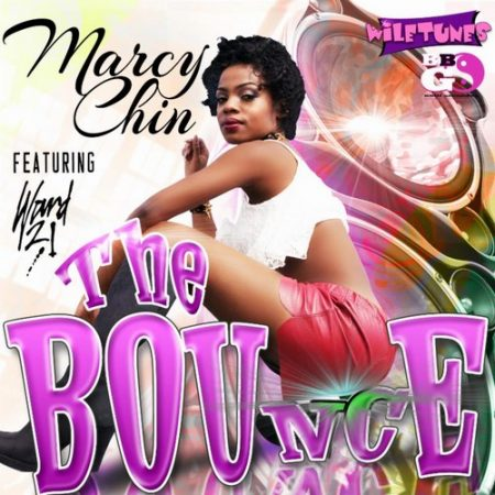 Marcy-Chin-Ft-Ward-21-The-Bounce-cOVER