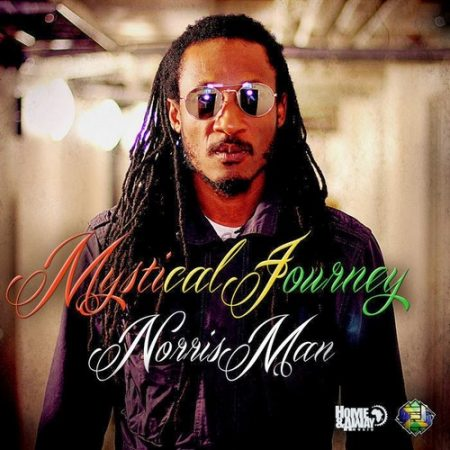 Norris-Man-mystical-journey-album-COver