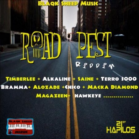 road-pest-riddim-Cover