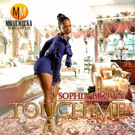 SOPHIA-BROWN-TOUCH-ME-cover