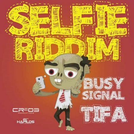 Selfie-Riddim-Cover