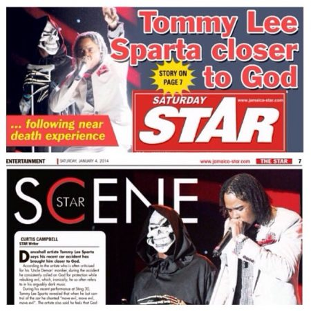 tommy-lee-sparta-star-front-page