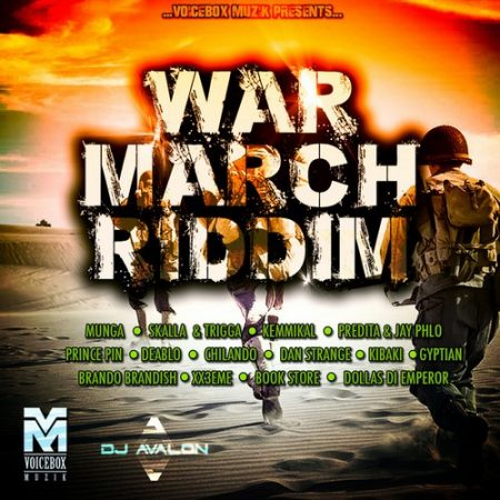 War-March-Riddim-Cover