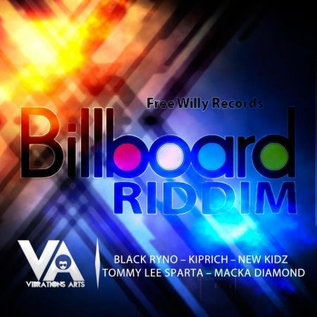 billboard-riddim-Cover