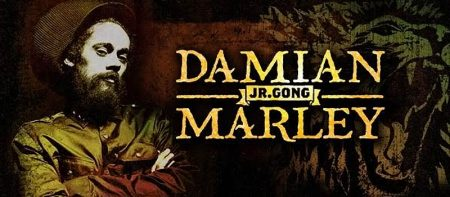 DAMIAN 'JUNIOR GONG' MARLEY – GUNMAN WORLD