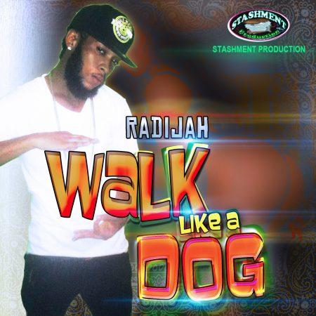 radijah-walk-like-a-dog-cover