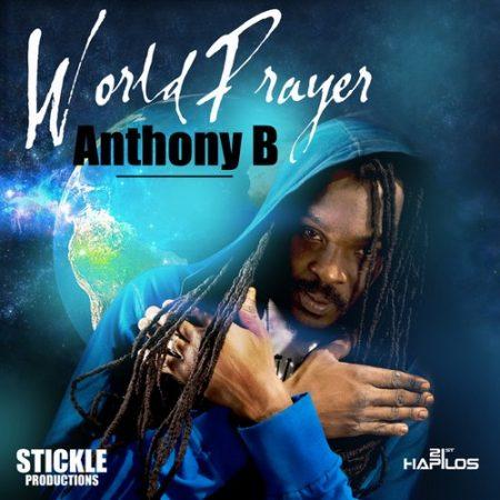 ANTHONY-B-WORLD-PRAYER-Cover