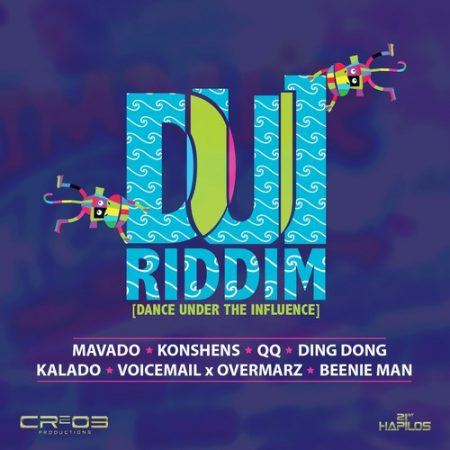 DUI-Riddim-Cover