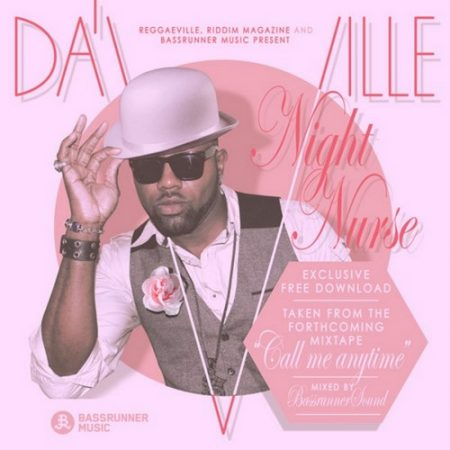 Da´Ville-Night-Nurse-Cover