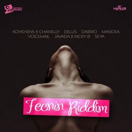 Feenin-Riddim-Cover