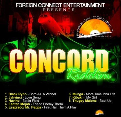 FOREIGN CONNECT CONCORD RIDDIM – FOREIGN CONNECT ENTERTAINMENT