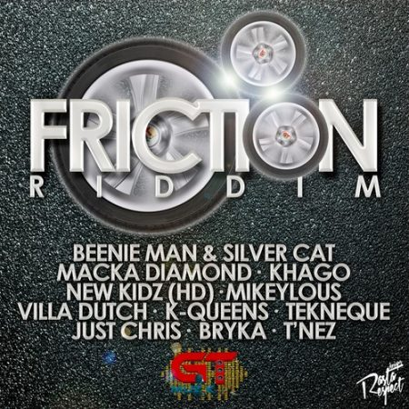 Friction-Riddim-Cover