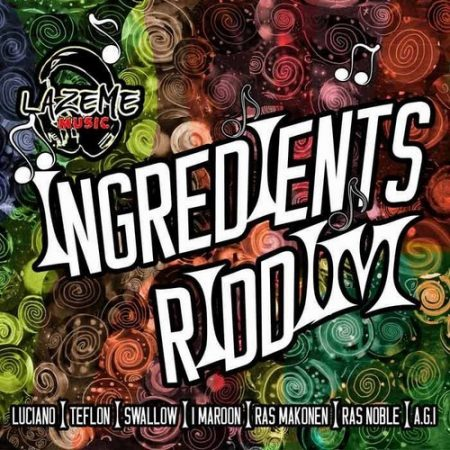 Ingredients-Riddim-Lazeme-Music-Cover