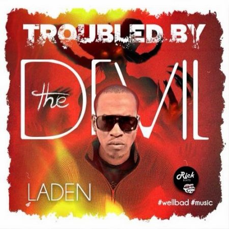 LADEN – TROUBLED BY THE DEVIL – ISLAND RECORDS