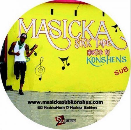 Masicka-Sikk-Tape-Hosted-By-Koshens-Cover