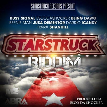 Starstruck-Riddim-Cover