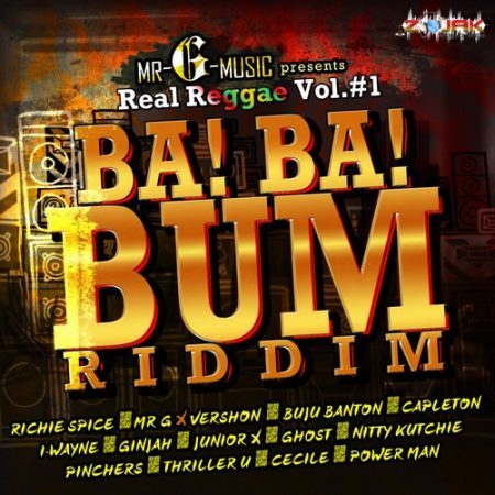 BA! BA! BUM RIDDIM – MR G MUSIC
