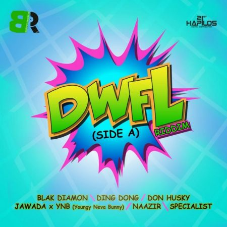 DWFL-Riddim-Side-A-Cover
