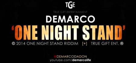Demarco-One-Night-Stand-Artwork
