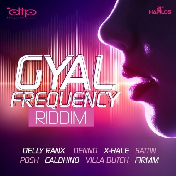 Gyal-Frequency-Riddim-Cover