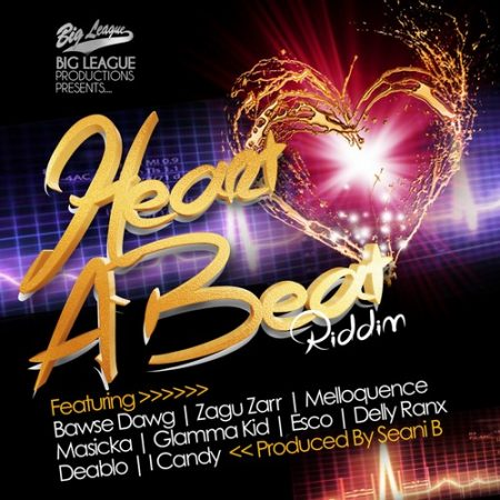 Heart-A-Beat-Riddim-Cover