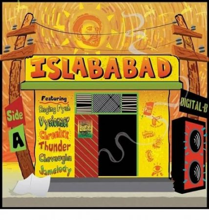 IslabaBad-Riddim-Side-A-Cover