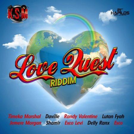 LOVE QUEST RIDDIM – KHEIL STONE MUSIC