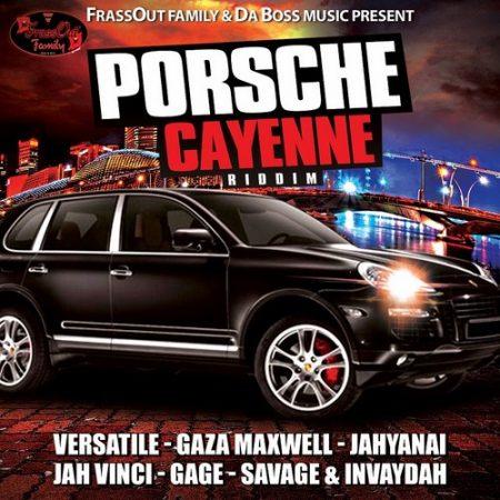 Porsche-Cayenne-Riddim-Cover
