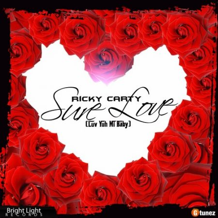 Ricky-Carty-Sure-Love-Cover