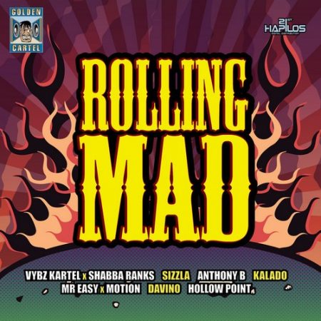 Rolling-Mad-Riddim-Cover