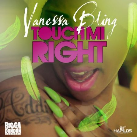 Vanessa-Bling-Touch-Mi-Right-Cover
